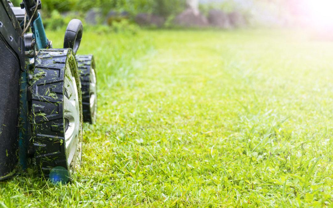 Help Mow the Church Lawn